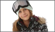 Girls Snowboard Jackets (Ages 6-16)
