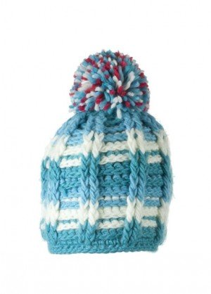 Obermeyer Ski School Knit Hat (Ocean)