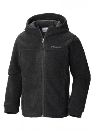 Columbia Boys Steens II Fleece Hoodie - WinterKids.com