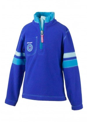 Obermeyer Girls Ski-Daddle Fleece Top