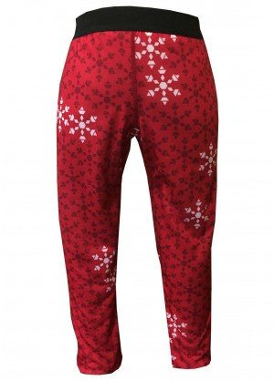 Hot Chillys Youth Pepper Skins Print Bottom - WinterKids.com