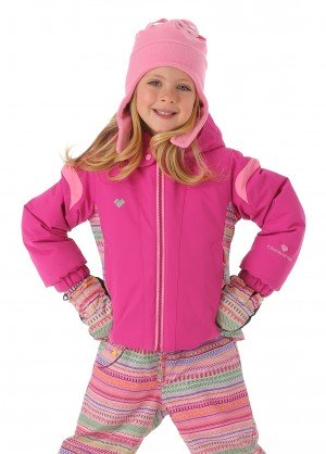 Obermeyer Toddler Girls Twist Jacket - WinterKids.com