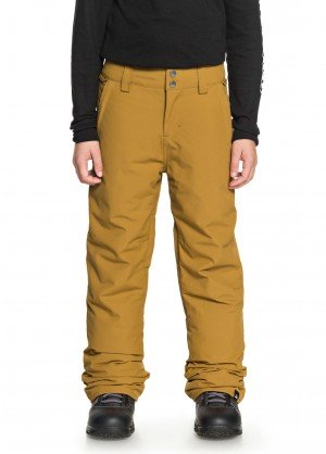 Quiksilver Boys Estate Youth Pant - WinterKids.com