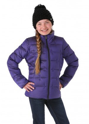 The North Face Girls Aconcagua Down Jacket - WinterKids.com