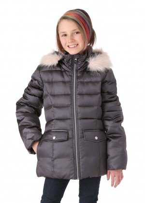 The North Face Girls Gotham 2 Down Jacket - WinterKids.com