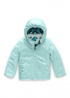 The North Face Toddler Girls Reversible Perrito Jacket - WinterKids.com