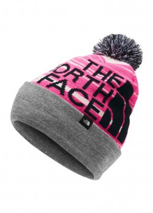The North Face Youth Ski Tuke Beanie - WinterKids.com