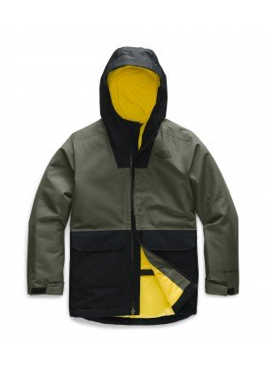 The North Face Youth Fresh Pow Insulated Jacket - WInterKids.com