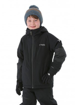 Columbia Youth Rad To The Bone II Stretch Jacket - WinterKids.com