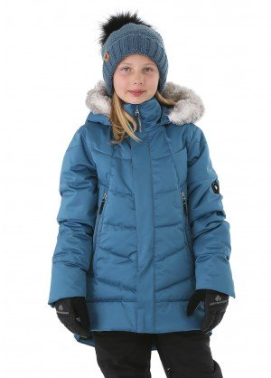 Obermeyer Girls Meghan Jacket - WinterKids.com