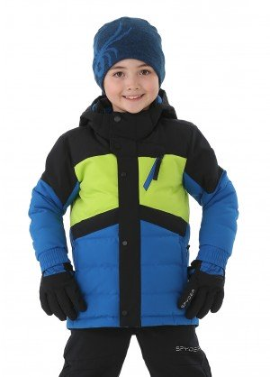 Spyder Mini Trick Synthetic Jacket - WinterKids.com