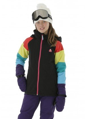 Girl's Hart Jacket - WinterKids.com
