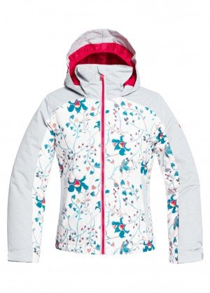 Roxy Delski Girl Jacket - WinterKids.com
