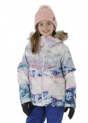 Roxy American Pie Se Girl Jacket - WinterKids.com