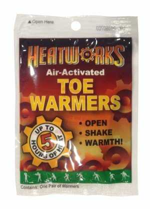 Heatworks Toe Warmers